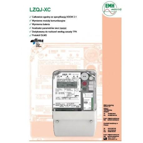 katalog licznik energii EMH LZQJ-XC-PL