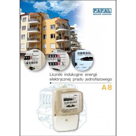 katalog licznik energii Pafal 6A8-PL