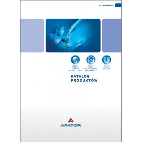 Katalog produktów Apator