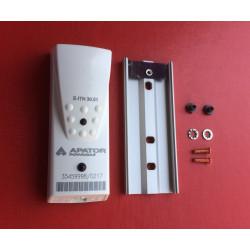 Podzielnik ciepła E-ITN 30.5 [zestaw montaż.]