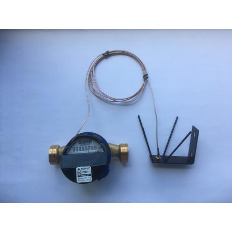 Wodomierz JS 1,6-02 DN15 ZW z anteną WMBUS