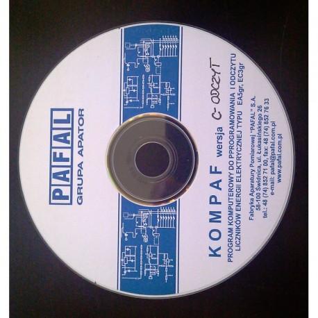 Program KomPaf ver.c do odczytu liczników energii