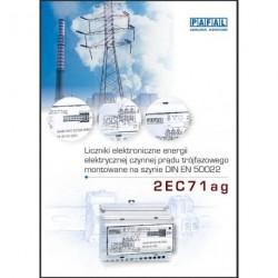 katalog licznik energii Pafal 2EC71ag-PL