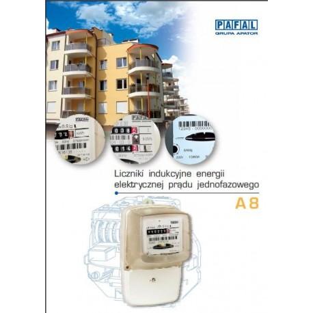 katalog licznik energii Pafal A8-PL