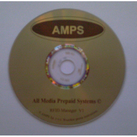 AMPS RFID Manager